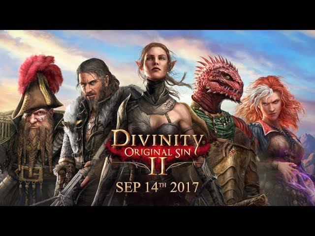 Divinity: Original Sin 2 (видео)