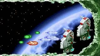 Game Boy Advance Longplay [052] Gradius Galaxies