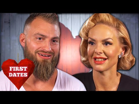 Will Policewoman Emma Catch A Viking Hunk? | First Dates Hotel