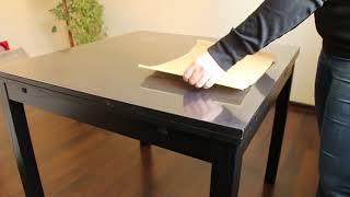 Обзор силиконовой защитной пленки для столов