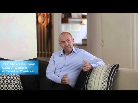 Meet Ziv Nevo Kulman - Israel's New Consul General in Montreal