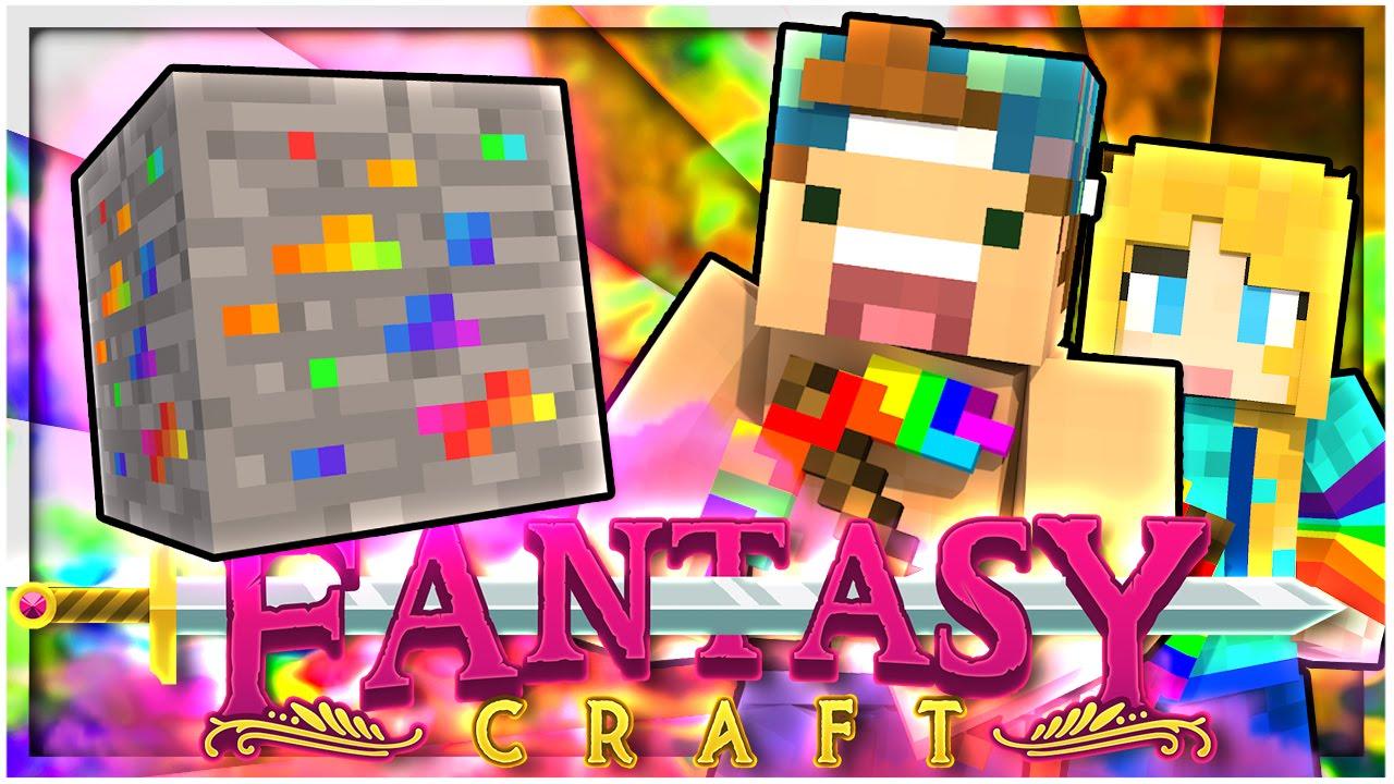 Joey Graceffa Fantasy Craft Ep