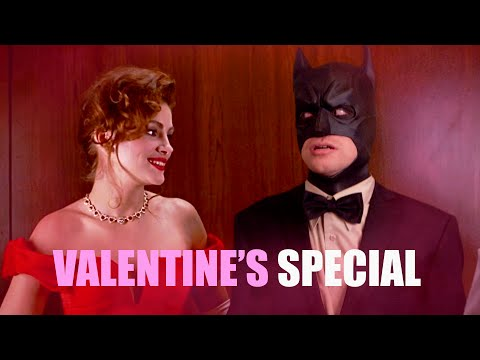 Valentine's Special - Batman in Romantic Movies