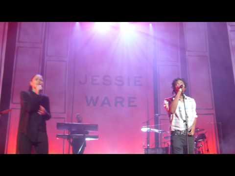 Jessie Ware - Valentine (w/ Dornik) (HD) - O2 Academy Brixton - 29.01.15