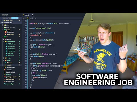 How To Get A Software Engineering Job In South Africa | How I Got My Software Development Internship