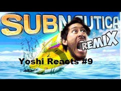 Yoshi Reacts #9: I'll Be Happy Markiplier Remix