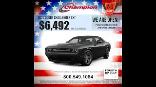 DODGE, JEEP, RAM ´4TH OF JULY´ SALE | Los Angeles, Downey CA (California) | SPECIALS | 800.549.1084