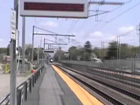 Thumbnail: Amtrak Acela At 200 Mph (Sped Up For Demonstrational Purposes)