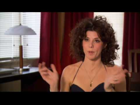Interview with Marisa Tomei for Cyrus