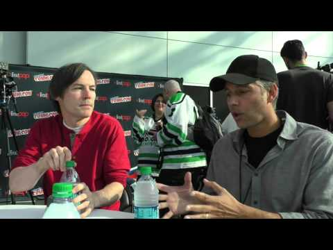 NYCC 2015  The Expanse   Mark Fergus, Hawk Ostby  Visual Challenges