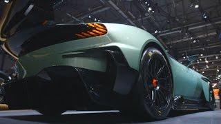 Aston Martin Exploring Electric Car Partners: CEO Palmer