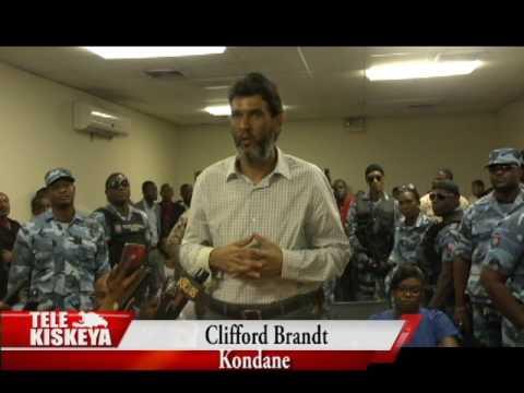 Clifford Brandt condamné à passer 18 ans derrière les barreaux
