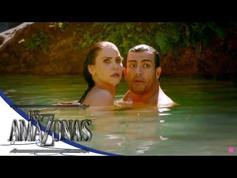 ¡Diana encuentra a Alejandro con Déborah! - Las Amazonas*