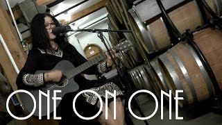 ONE ON ONE: Johnette Napolitano April 18th, 2015 City Winery New York Full Session