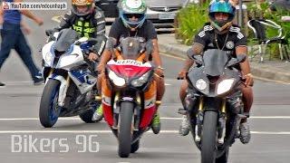 Bikers 96 - BMW, Honda, Yamaha, Ducati, MV Agusta, Kawasaki & Suzuki!