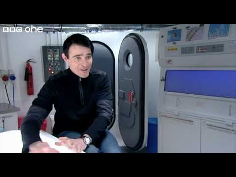 Goran Visnjic Interview - The Deep - BBC One