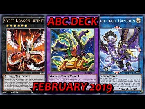 [YGO PRO] ABC Deck - February 2019