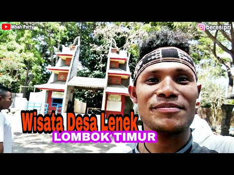 tempat-wisata-lombok-timur desa-lenek