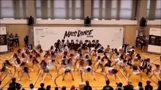 joint u mass dance 2014 ou station ou freshman team