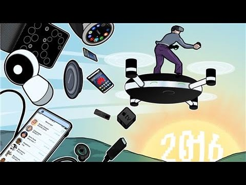 Predictions 2016: Tech That Will Change Your Life