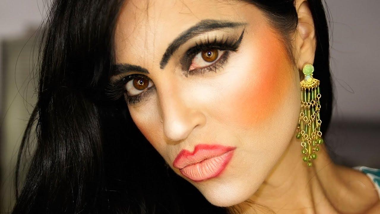 Errores del Maquillaje - Como NO Maquillarse! Tag - YouTube