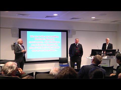 Blavatnik Public Lecture Series - Prof Charles Kennel and Prof Stephen Briggs