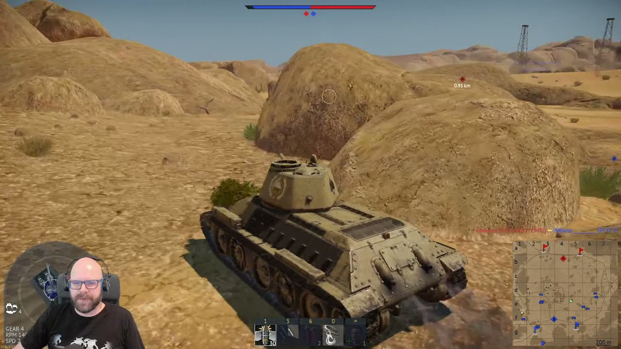 War Thunder - ASpec chills with Viewers