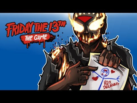 Friday The 13th - FANART OR ELSE! (DON'T SNITCH ON JASON!)
