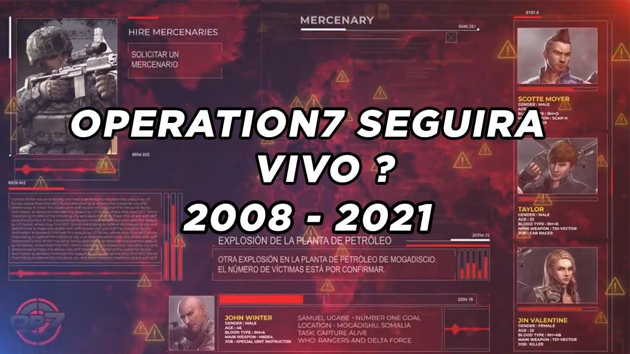 Conoce la Verdadera historia de Operation7 Estara ¿Vivo en el 2021?