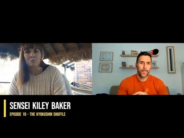Sensei Kiley Baker on how important the team unity was in her training and success.