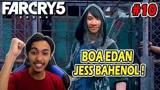 Menyelamatkan Jess No Limit Versi Cewe! - Far Cry 5 Indonesia - Part 10