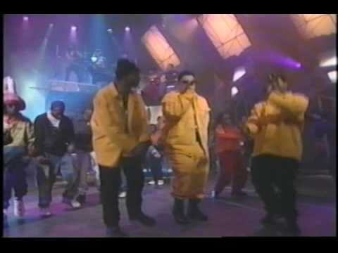 Heavy D. & The Boyz - You Can't See What I Can See (Live)