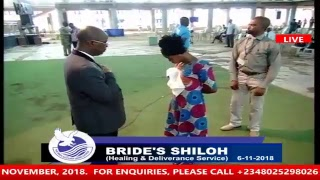 BRIDE'S SHILOH 6/11/2018 LIVE STREAMING OF THE BRIDE ASSEMBLY LAGOS CHURCH