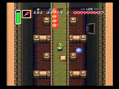 Zelda: A Link to the Past SPEED RUN (1:35:45) by Wak - SDA