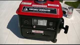 Harbor Freight - Storm Cat 900 Peak/800 Running Watt Portable 2-Cycle Generator