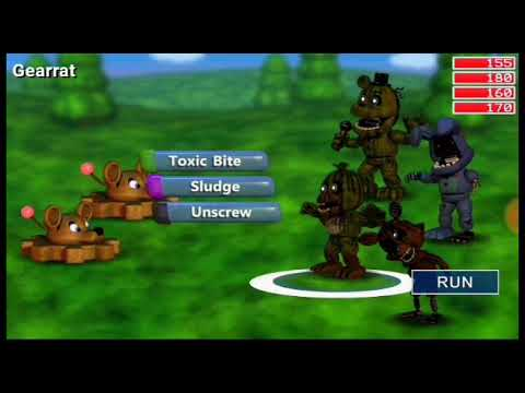 Fnaf World android update 2 +download - YouTube