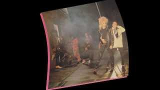 Hanoi Rocks - Back To Mystery City (rare version)