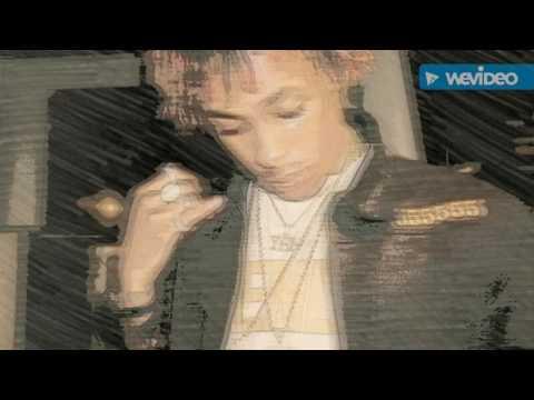 Rick the kid ain't ready ft. Famous dex & jay critch lyrics on screen