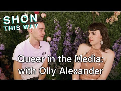Queer in the Media: politics and representation with Olly Alexander
