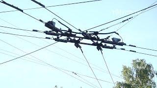 Подробности инцидента с обрывом контактных сетей