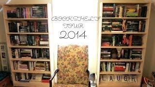 BOOKSHELF TOUR 2014 Thumbnail