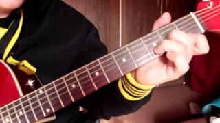 Bilako-Nélküled Fekete Vonat gitár lecke