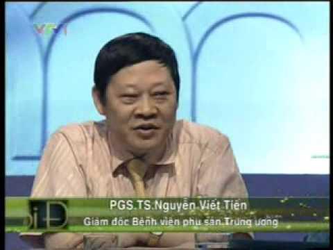 NDT - GS. TS. Nguyen Viet Tien, GD BV Phu San TW