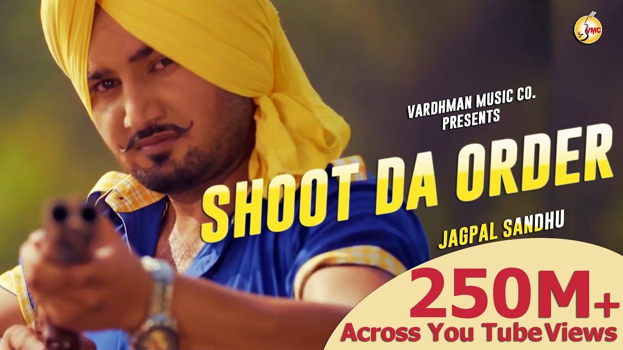 Download Shoot Da Order (Original) - Jagpal Sandhu   Latest  Songs 2020   Vardhman Music