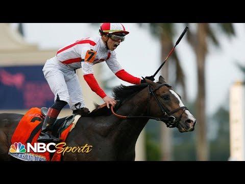 Pegasus World Cup Turf 2019 (FULL RACE)   NBC Sports