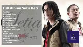 Setia Band Full Album Satu Hati   Tanpa Iklan