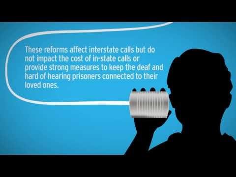 FCC Ends Predatory Prison Phone Rates