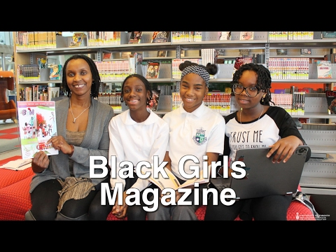 Black Girls Magazine: OISE PhD student inspired to make a difference