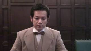 2016年版 音楽劇「瀧廉太郎の友人、と知人とその他の諸々」 出演者から...
