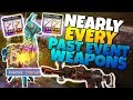 NEARLY! Have ALL EVENT WEAPONS! Birthday Llamas | Fortnite Save The World